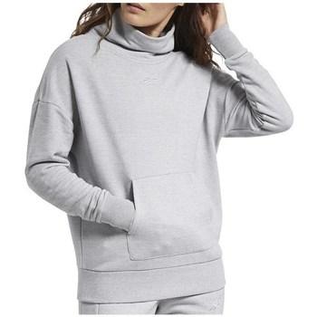 textil Dame Sweatshirts Reebok Sport TE Textured Warm Coverup Grå
