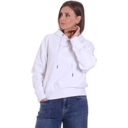 textil Dame Sweatshirts Fila 687272 hvid