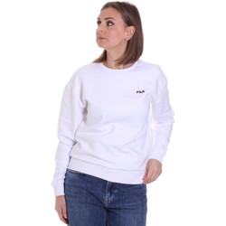 textil Dame Sweatshirts Fila 687467 hvid