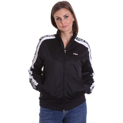 textil Dame Jakker Fila 687687 Sort