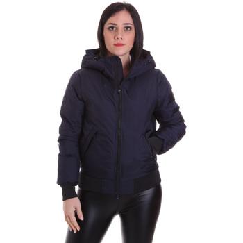 textil Dame Jakker Refrigiwear RW8W13600NY3209 Blå