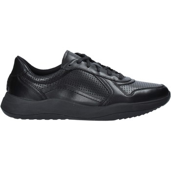 Sko Herre Sneakers Clarks 148123 Sort