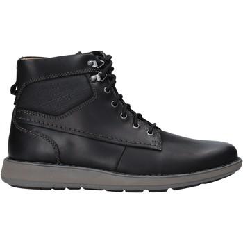 Sko Herre Sneakers Clarks 154964 Sort