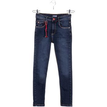textil Børn Smalle jeans Losan 023-6028AL Blå