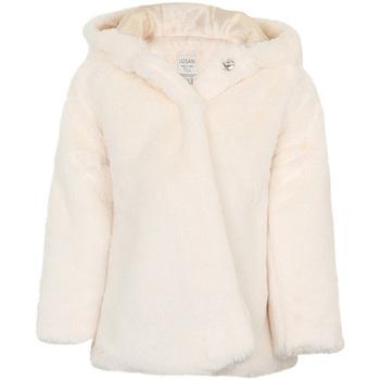 textil Pige Frakker Losan 026-2795AL hvid