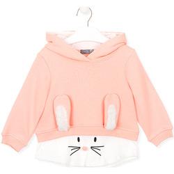 textil Børn Sweatshirts Losan 026-6024AL Lyserød