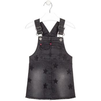 textil Pige Buksedragter / Overalls Losan 026-7032AL Sort