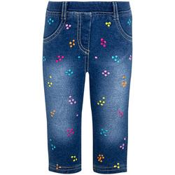 textil Pige Jeans Losan 028-6022AL Blå