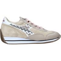 Sko Dame Lave sneakers Diadora 201172772 Beige