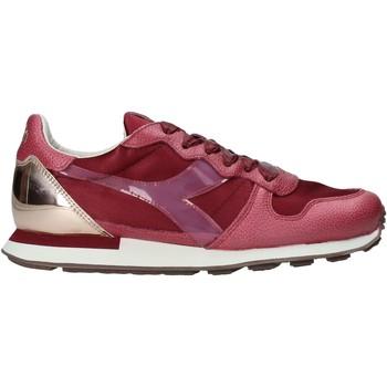 Sko Dame Lave sneakers Diadora 201172775 Rød