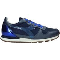 Sko Dame Lave sneakers Diadora 201172775 Blå