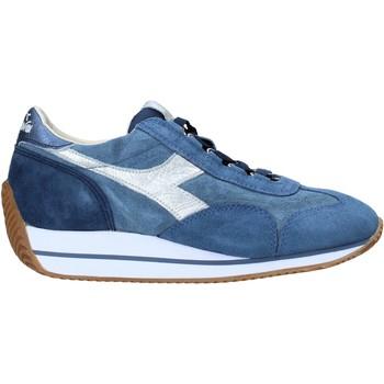 Sko Dame Lave sneakers Diadora 201173898 Blå