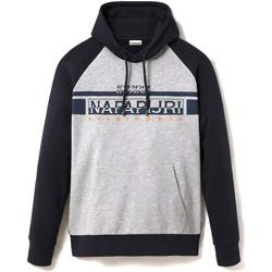 textil Herre Sweatshirts Napapijri NP0A4ENB Grå