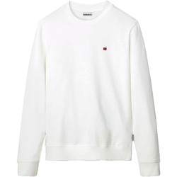 textil Herre Sweatshirts Napapijri NP0A4EW7 hvid