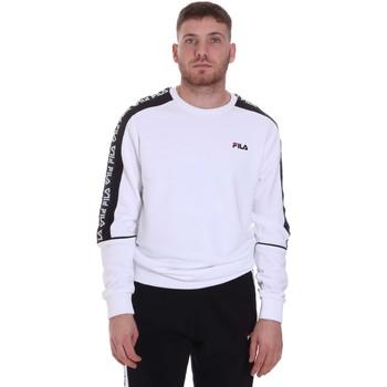 textil Herre Sweatshirts Fila 688812 hvid