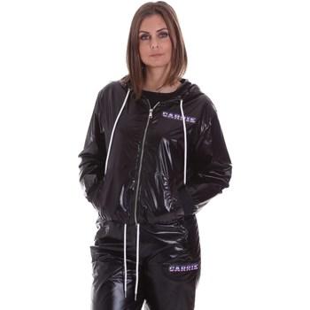 textil Dame Jakker La Carrie 092M-TJ-410 Sort