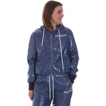 textil Dame Jakker La Carrie 092M-TJ-440 Blå