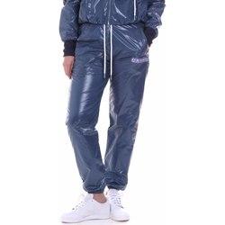 textil Dame Træningsbukser La Carrie 092M-TP-441 Blå