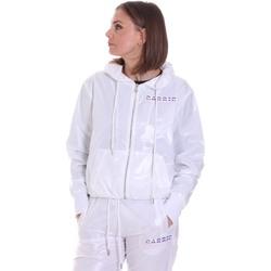 textil Dame Jakker La Carrie 092M-TJ-420 hvid