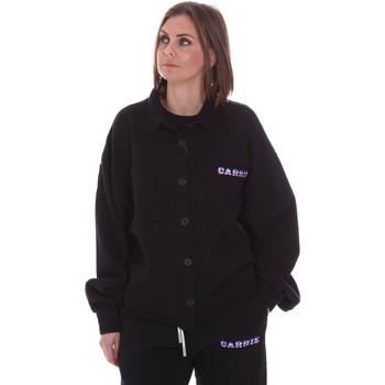 textil Dame Jakker La Carrie 092M-TJ-310 Sort