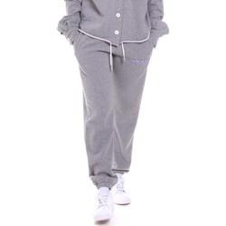textil Dame Træningsbukser La Carrie 092M-TP-321 Grå