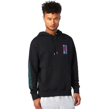 textil Herre Sweatshirts New Balance NBMT03536BK Sort
