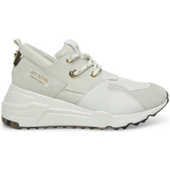 Sko Dame Sneakers Steve Madden SMPCLIFF-WHTWHT hvid