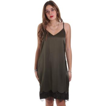 textil Dame Korte kjoler Jijil JPI19AB519 Grøn