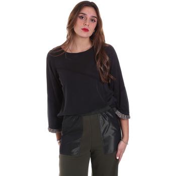 textil Dame Sweatshirts Jijil JPI19TS341 Sort