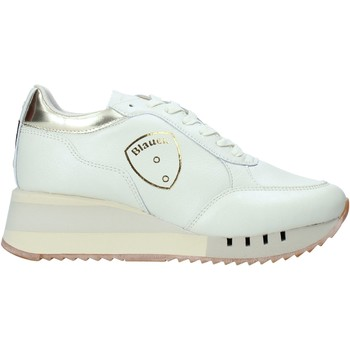 Sko Dame Sneakers Blauer F0CHARLOTTE05/LAN hvid