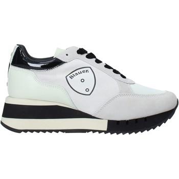 Sko Dame Sneakers Blauer F0CHARLOTTE05/NYS hvid