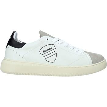 Sko Herre Sneakers Blauer F0KEITH02/LES hvid