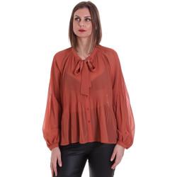 textil Dame Toppe / Bluser Pepe jeans PL303536 Lyserød