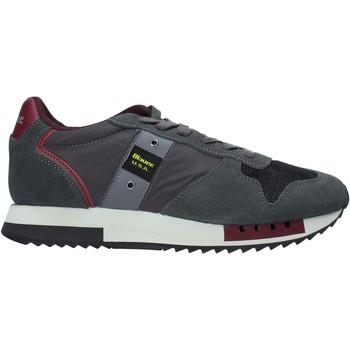 Sko Herre Sneakers Blauer F0QUEENS01/CAM Grå