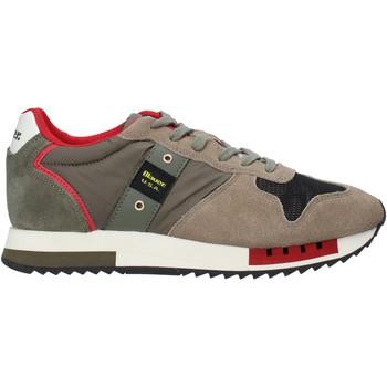 Sko Herre Lave sneakers Blauer F0QUEENS01/CAM Grøn