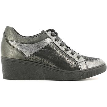Sko Dame Lave sneakers Grunland SC2062 Grå