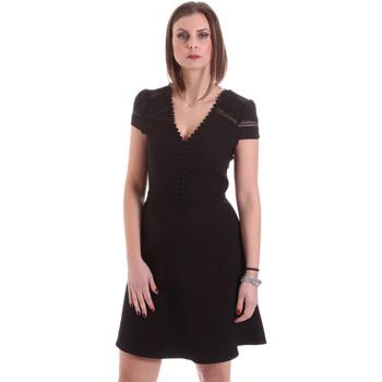textil Dame Korte kjoler Dixie A529M068 Sort