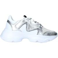 Sko Dame Sneakers Manila Grace S006EW hvid