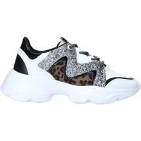 Sko Dame Sneakers Manila Grace S008EM hvid