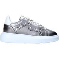 Sko Dame Sneakers Manila Grace S016LW Sølv