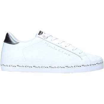 Sko Dame Sneakers Manila Grace S046LU hvid