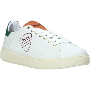 Sko Herre Lave sneakers Blauer F0KEITH02/LES hvid