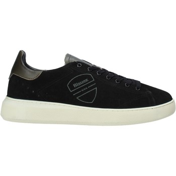 Sko Herre Sneakers Blauer F0KEITH02/SUW Sort