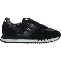 Sko Herre Sneakers Blauer F0MELROSE01/NYL Sort