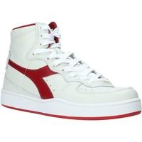 Sko Dame Høje sneakers Diadora 501.171.823 hvid