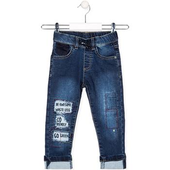 textil Børn Jeans Losan 025-6038AL Blå