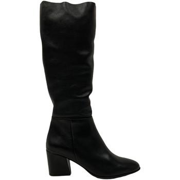 Sko Dame Støvler Bueno Shoes 20WR5104 Sort