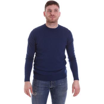 textil Herre Pullovere John Richmond CFIL-117 Blå