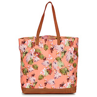 Tasker Dame Shopping Superdry LARGE PRINTED TOTE Pink