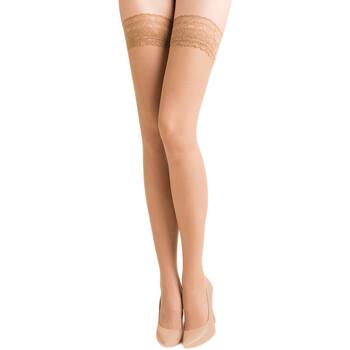 Undertøj Dame Tights / Pantyhose and Stockings Gabriella 200-CALZE BEIGE Beige